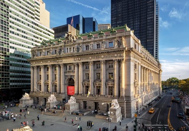 Национальный музей американских индейцев в Нью-Йорке