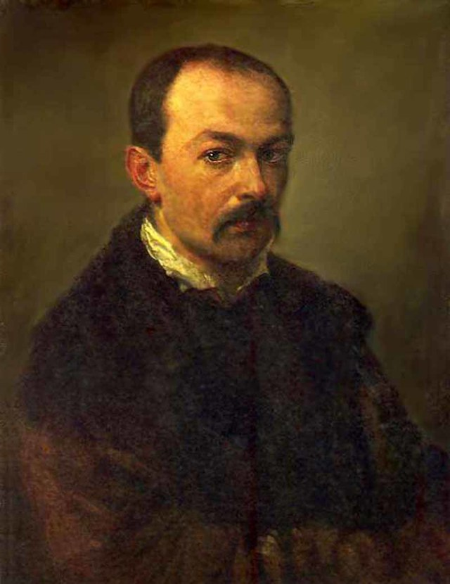 Сватовство майора, Павел Андреевич Федотов, 1848