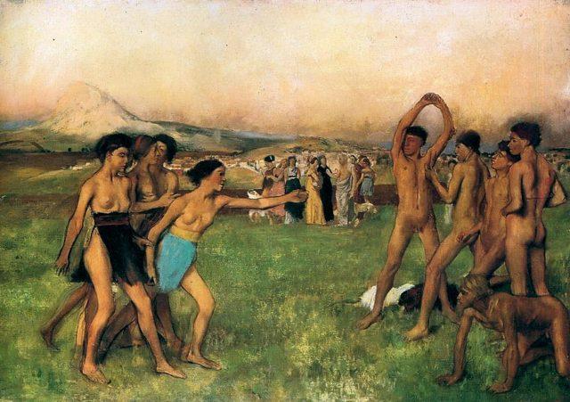 Эдгар Дега - биография и картины художника