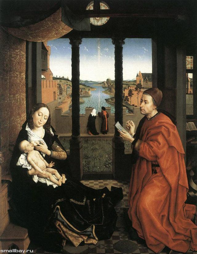 Снятие с креста, Рогир ван дер Вейден