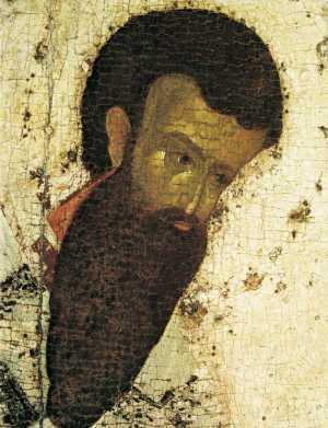 Успение, Феофан Грек, 1392
