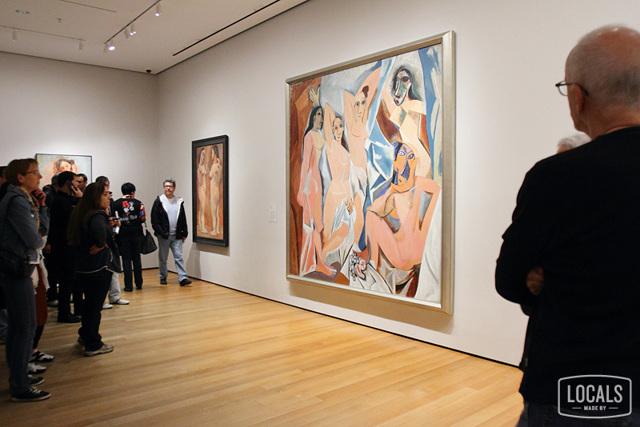 Музей современного искусства в США, Нью-Йорк