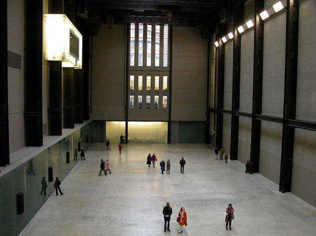 Самый большой музей в мире » Музеи мира и картины известных художников