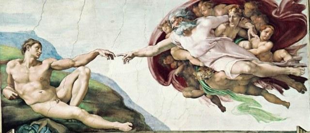 «Пророк Исайя», Микеланджело Буонарроти — описание