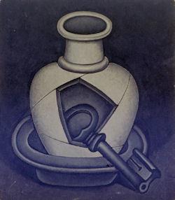 Кувшины в земле, Д. М. Краснопевцев, 1969