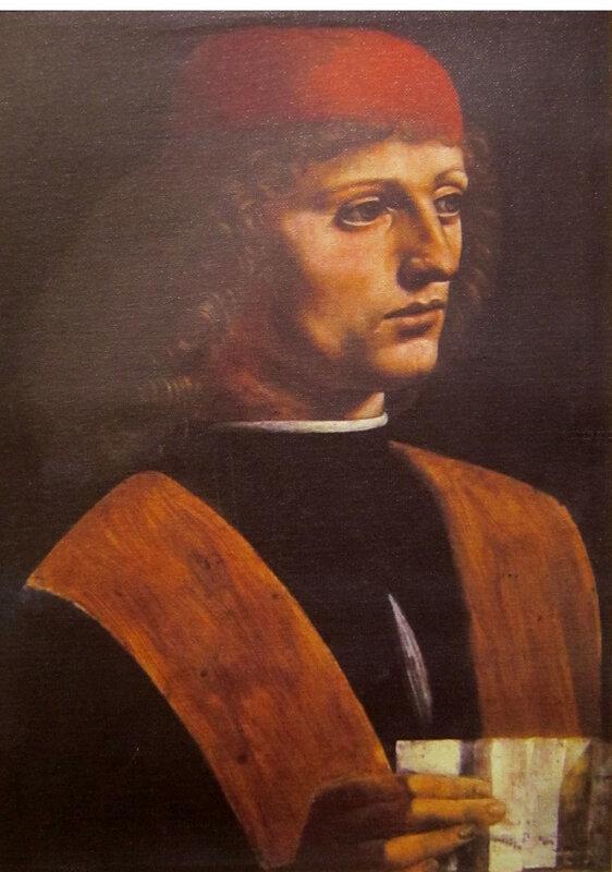 Святой Иероним, Леонардо да Винчи, 1482
