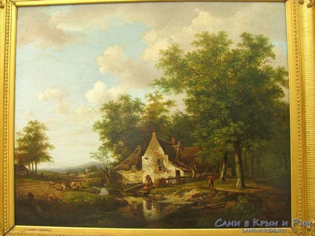 Музей Бойманса-ван Бёнингена, Голландия, Роттердам