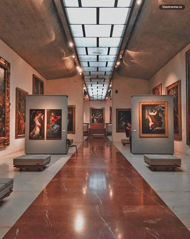 Национальная Картинная Галерея Болоньи