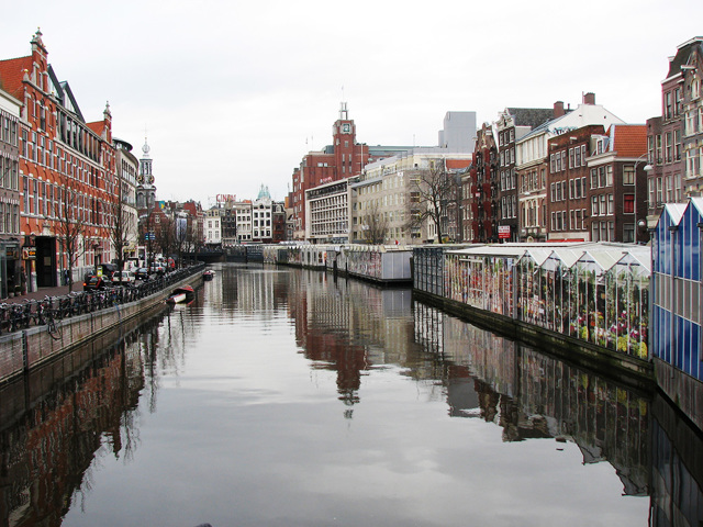 Городской музей Амстердама -  Стеделейк, Голландия