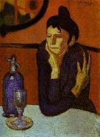 Автопортрет, Пабло Пикассо, 1901