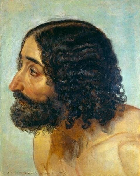 «Явление Христа народу (Явление Мессии)», Иванов — описание картины