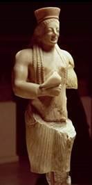 Скульптура архаики: коры и куросы, описание