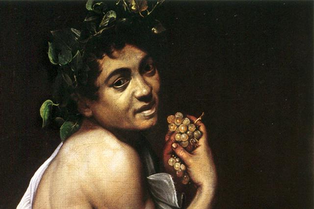 Святой Иоанн Креститель, Микеланджело Караваджо