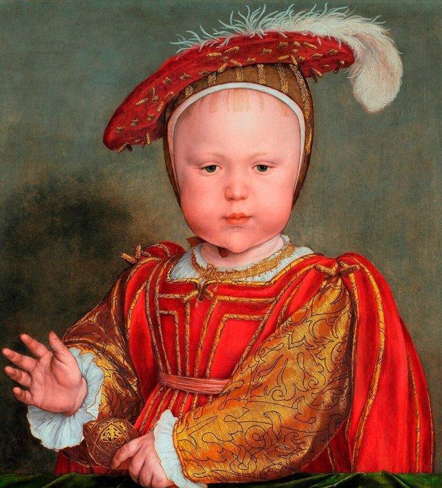 «Портрет Генриха viii», Ганс Гольбейн — описание