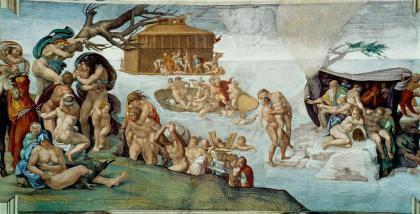 Микеланджело Буонарроти - краткая биография и картины