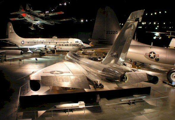 Национальный музей Военно-воздушных сил США