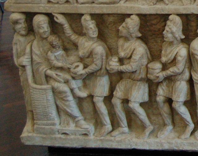 «Поклонение волхвов», Диего Веласкес — описание картины