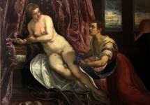 Автопортрет, Якопо Тинторетто, около 1588