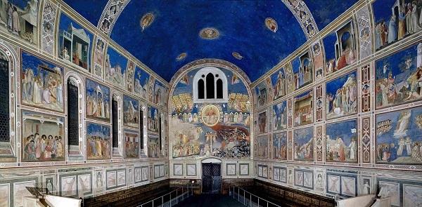 «Поклонение волхвов», Джотто ди Бондоне — описание картины