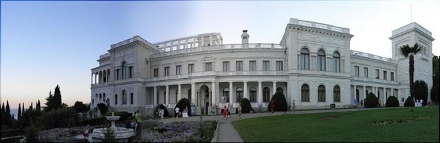 Ливадийский дворец в Крыму - описание и фото музея, Украина