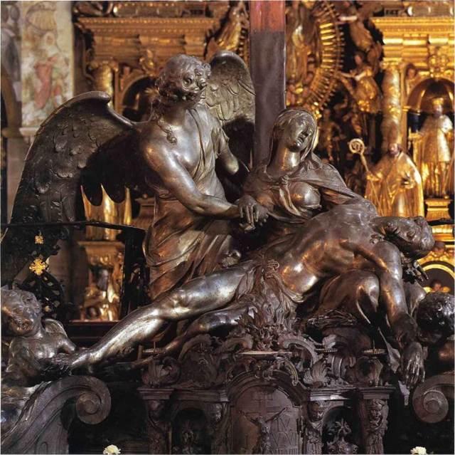 Скульптура рококо: фото, описание