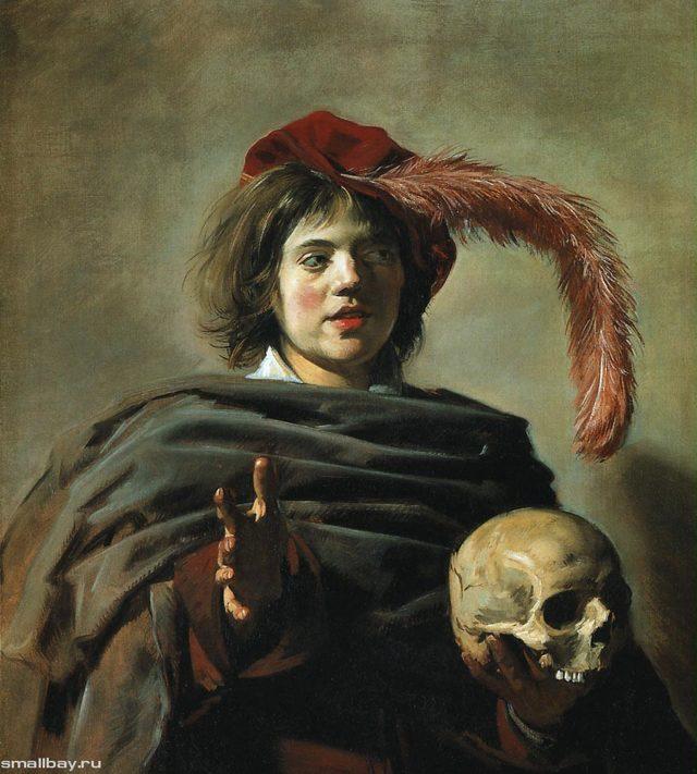 Портрет Яспера Схаде ван Веструма, Франс Хальс — описание