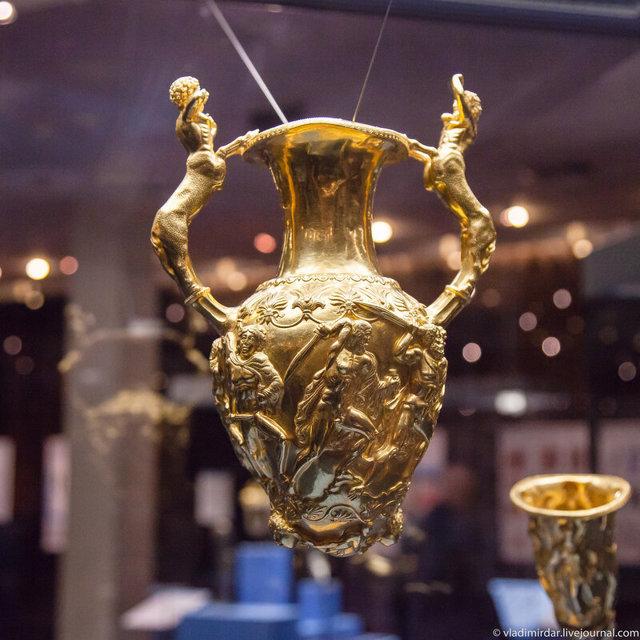 Фракийское золото из Болгарии. Ожившие легенды