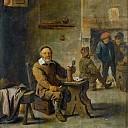 Встреча святых Антония Великого и Павла отшельника, Давид Тенирс Младший