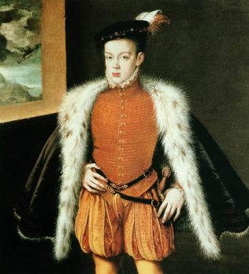 Алонсо Санчес Коэльо — биография и картины