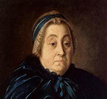 Портрет статс-дамы М. А. Румянцевой, Антропов — описание