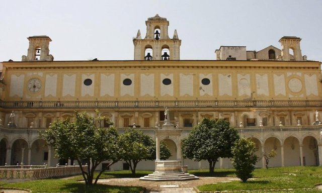 Национальный музей и галерея Каподимонте » Музеи мира и картины известных художников