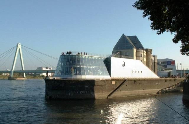 Музей шоколада в Кёльне