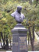 «Портрет Жуковского», Орест Адамович Кипренский — описание