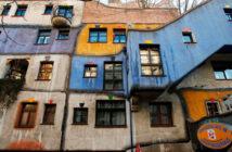 Дом Хундертвассера в Вене, Австрия:  фото, как добраться