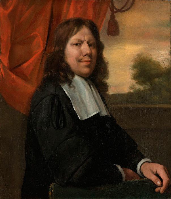 В мире наизнанку, Ян Стен, около 1663