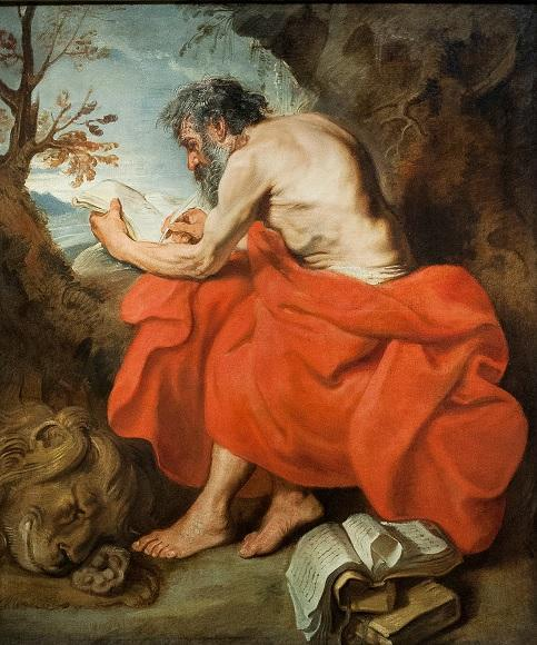 «Август», Бен Николсон — описание картины