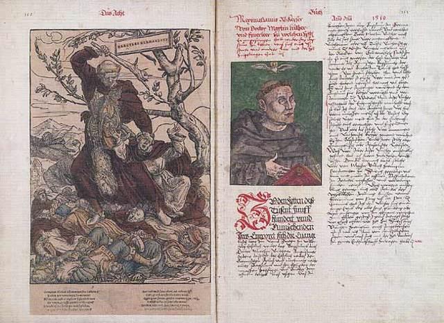 Автопортрет, Ганс Гольбейн Младший, 1542