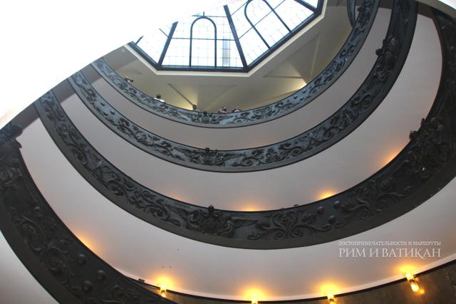 Как создавались ватиканские музеи