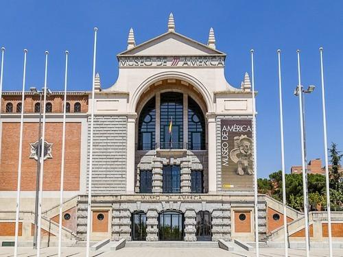 Видеоэкскурсия по археологическому музею в Мадриде