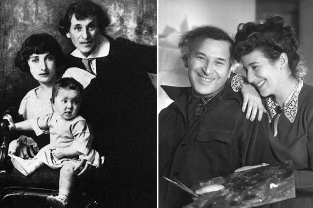 Марк Шагал: картины и биография