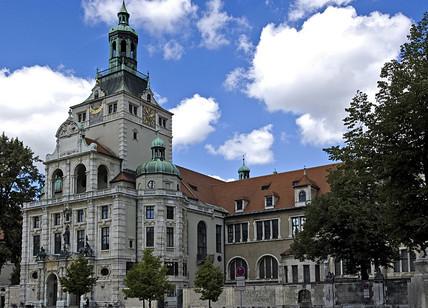 Баварский национальный музей, Германия - фото и видео