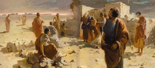 Николай Иванович Фешин, биография и картины