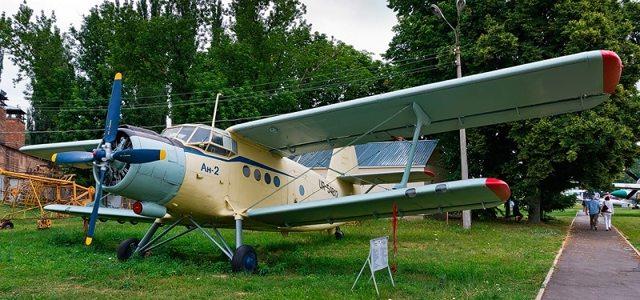 Киевский музей авиации - описание экспонатов музея, Киев