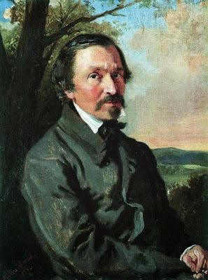 Некрасов в период «Последних песен», Крамской — описание портрета