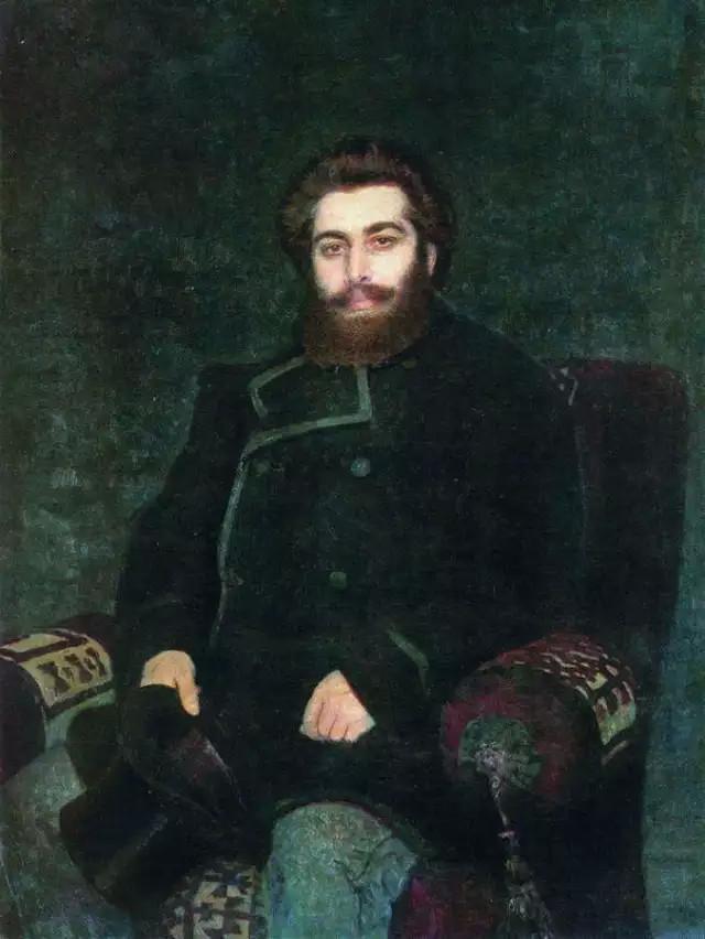 Картина «Север», Архип Иванович Куинджи — описание