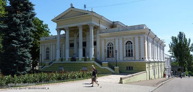 Одесский археологический музей - описание, Украина