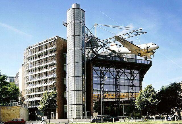 Технический музей, Берлин, Германия - описание и фото экспонатов