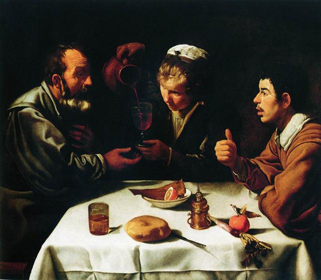 «Завтрак», Франсуа Буше — описание картины