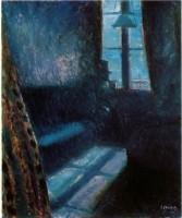 «Глаза в глаза», Эдвард Мунк — описание картины