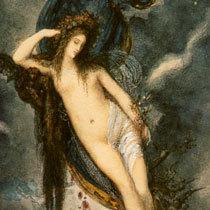 Галатея, Гюстав Моро, 1878